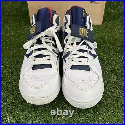 Nike Air Force 180 Olympic 2012 Barkley Dream Team USA Basketball Sneaker SZ 10