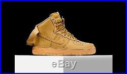 save off 5a0c3 af323 Nike Air Force 1 High Wheat Flax  Brand New 882096 200, sizes 7