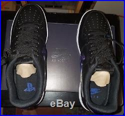 Nike Air Force 1 Playstation'18-SIZE 8.5 E3 2018 L. A. LIMITED EXCLUSIVE + BONUS