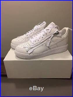 c5402ecf7836 Nike Lunar Force 1 x ACRONYM 17 Air Force 1 White AJ6247-100 Mens Size