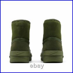 Nike Xarr Medium Olive Green Hiking Work Boots THEIOTH BQ5240-200 Size 9.5