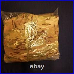 Nwt Massif Elements Usaf Multicam Navair (fr)jacket Size Large Mjkt00005