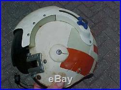 Original Usaf Vintage Jet Pilot Helmet