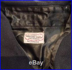 Original 1942 WWII 8th Air Force Dress Jacket Trousers Shirt Cap Officer & More