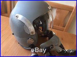 Original USAF B-52/fighter helmet and mask