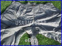 Original Vintage WW2 USAF Type D-1B Military Air Force Thick Flight Pants 32