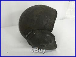 Original WWII US Army Air Forces Bomber Crew Flak Helmet