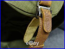 Original WWII US Army Air Forces M4A2 Flak Helmet