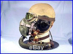 Original W. W. II U. S. AIR FORCE FLIGHT HELMET