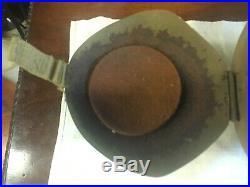 Original Wwii Ww2 Us M3 Flak Air Force Helmet