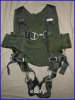Pilot Harness Pcu-15 Early F-16 Version