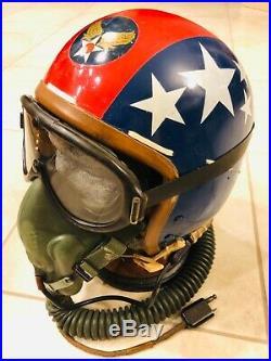 Pilots Flight Helmet P-4 Air Force
