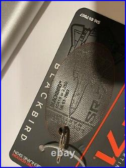Planetags Lockheed Martin SR-71 blackbird 418/2250 exterior bag tag USAF MotoArt