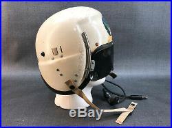 RARE 1950s vintage USAF Pilot flight helmet Gentex DH5-3 Experimental Prototype