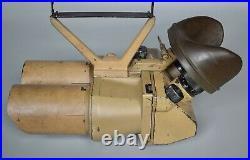 RARE WWII German 10x80 Luftwaffe Flak Binoculars Doppelfernrohr WW2 CRO Fuess