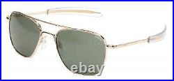 Randolph Aviator Sunglasses Non-Polarized AGX Lens All Military USAF USN USMC