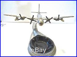Rare Boeing USAF B 50D Superfortress Airplane Model by Allyn Sales Co No Reserve
