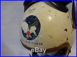 Rare USAF P-1/A Flight Helmet, Goggles & Mask