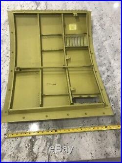 Real B52 Stratofortress Aircraft Access Panel Man Cave Aviation Nose Art USAF