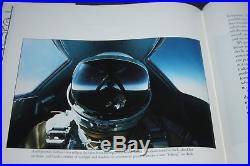 SIGNED Sled Driver Brian Shul 3rd Edition Flying Fastest Jet SR-71 HC/DJ withcard