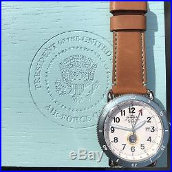 Shinola Air Force One Runwell 48mm Extremely Rare Limited Edition XX/150