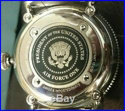 Shinola air Force 1 watch limited edition