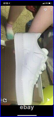 Shoes men nike air force 1 size 16