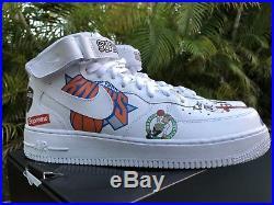 Supreme Air Force 1 White