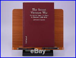 The Secret Vietnam War The United States Air Force in by Jeffrey D. Glasser