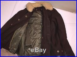 USAAF Air Force F-2 heated flying/flight suit jacket