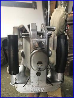 USAAF Army Air Force E-11.50 Recoil Adaptor Project. B17 B24 Waste Gun Mount