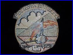 USAF 508th Strat Ftr Wing USAF Gunnery Meet Air-Ground Champions 1955 Patch