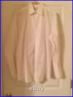 USAF Air Force AF Officer Men's Mess Dress Uniform 40L Coat 35/31 Pants