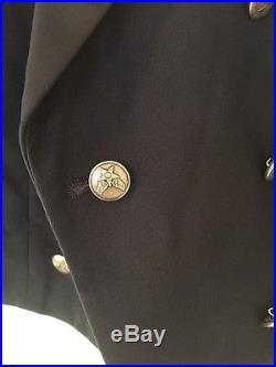 USAF Air Force AF Officer Men's Mess Dress Uniform 41R Coat 35/27 Pants