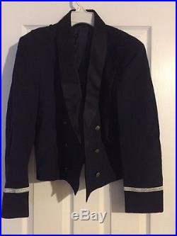 USAF Air Force AF Officer Men's Mess Dress Uniform 44R Coat 36/30 Pants