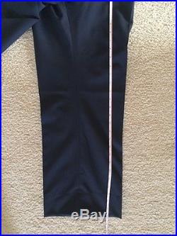 USAF Air Force AF Officer Men's Mess Dress Uniform 46R Coat 38/29 Pants