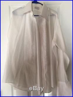 USAF Air Force AF Officer Men's Mess Dress Uniform 46S Coat 36/29 Pants