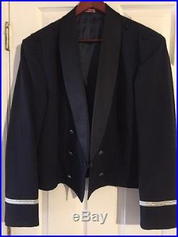 USAF Air Force AF Officer Men's Mess Dress Uniform 48R Coat 38/31 Pants