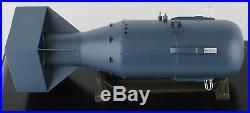 USAF B-29 Enola Gay Little Boy Atomic Bomb Desk Top WW2 Replica 1/12 ES Model