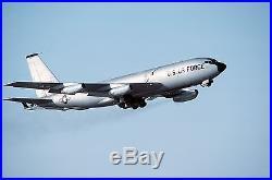 USAF Boeing KC-135A Stratotanker Desk Top Display Model 1/100 Plane ES Airplane