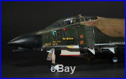 USAF F-4C Phantom II Robin Olds Vietnam War 1/48 Pro Built Model (ORDER)