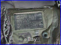 USAF F-5, F-15, F-16 Pilot Life Preserver Set LPU-3/P