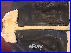 USAF G-8 Vintage Flight Jacket Memphis Belle XXXL