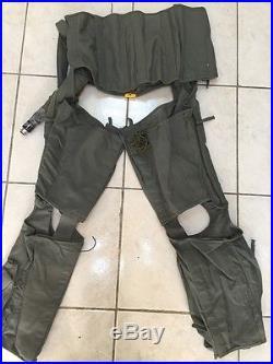 USAF G-Suit LARGE-REGULAR Unissued CSU-13B/P