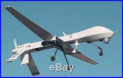 USAF General Atomics MQ-1 Predator UAV Drone Desk Display 1/32 Model ES Aircraft
