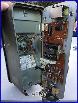 USAF Hanger Telephone (Ex USAF Alconbury, Bldg 3019)