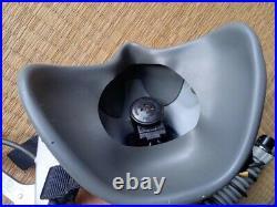 USAF MBU-12/P Pilot Oxygen Mask AVOX Size Short #3