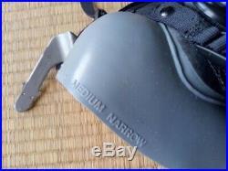 USAF MBU-20A/P Pilot Oxygen Mask GENTEX Size Medium Narrow