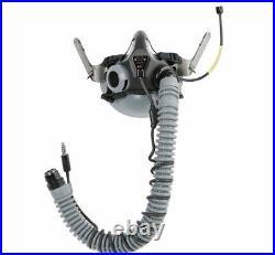 USAF MBU-20A/P Pilot Oxygen Mask GENTEX Size Medium Narrow NEW in Pack