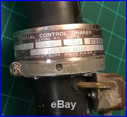 USAF Military A-10 Thunderbolt Warthog Aircraft Control Stick Shaker Arm Trigger
